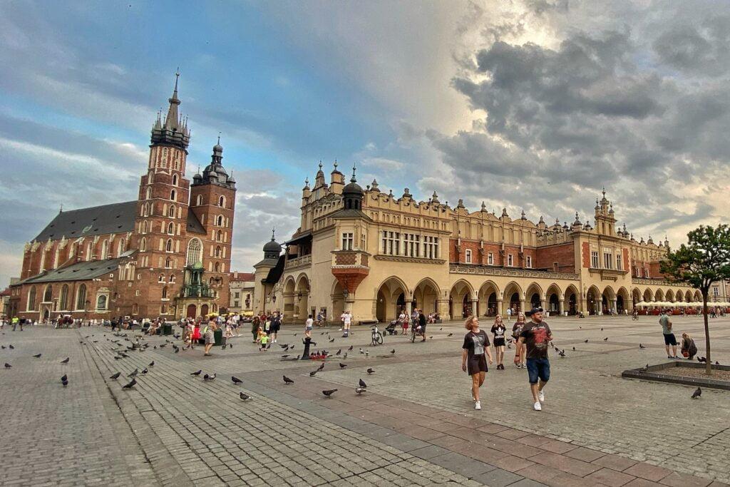 Mijn Krakau Tours Grote Markt